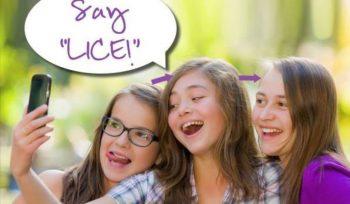 """""""Say Lice"""" Selfie"""